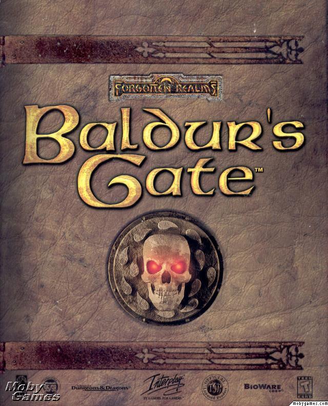 Baldur's gate