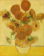 Van_Gogh.Sunflowers