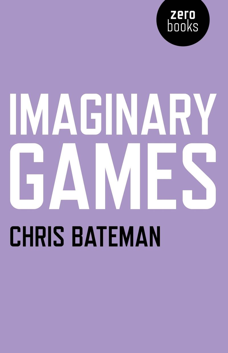 Imaginary Games.Final Cover