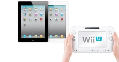 Wii U vs iPad
