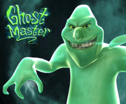 Ghost Master Wallpaper