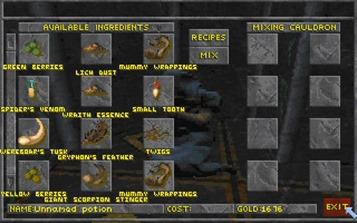 Daggerfall 1996