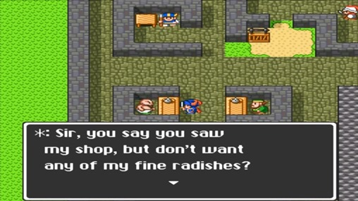 Dragon Quest Shop