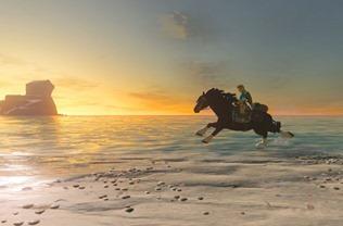 Zelda Horse