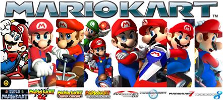 Mario Kart History