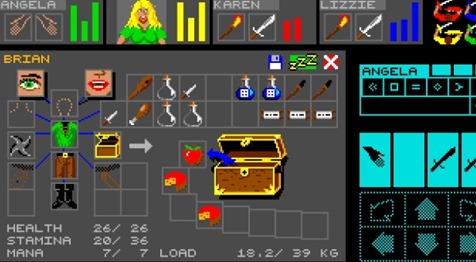 Dungeon Master 1987