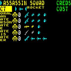 Laser Squad 1988