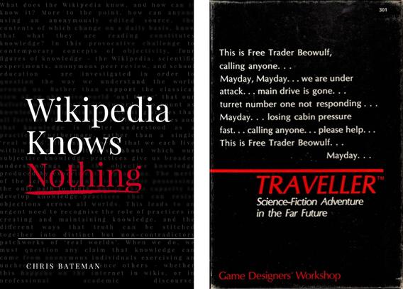 WKN vs Traveller
