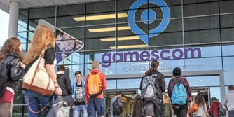 Gamescom steps