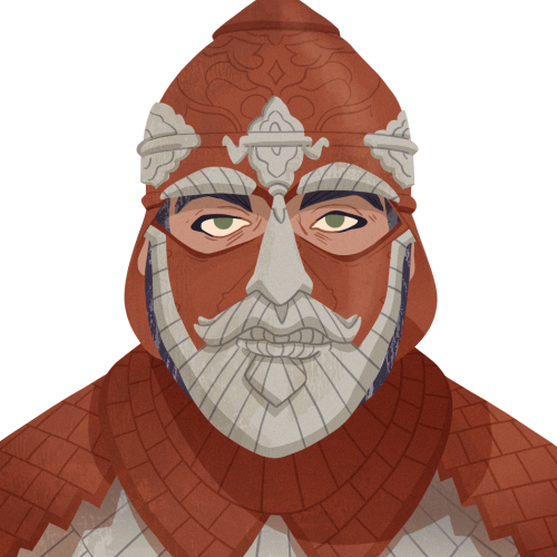 Parthian Soldier