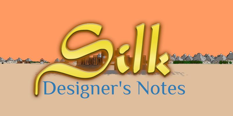 Silk Notes