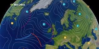 Synoptic Weather Chart