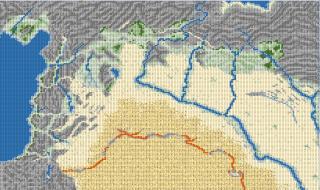 Roman Territory