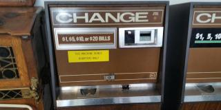 Change Machine