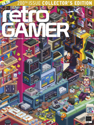 Retro Gamer 200