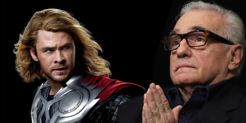 Scorsese vs Thor