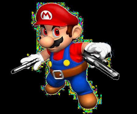 Super Mario Massacre