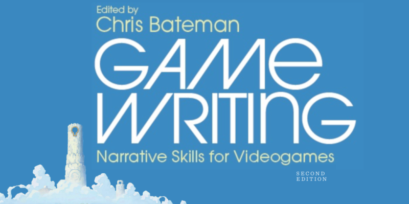 Game Writing  Second Edition.Cover-2-1