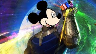 Disney Infinity Gauntlet