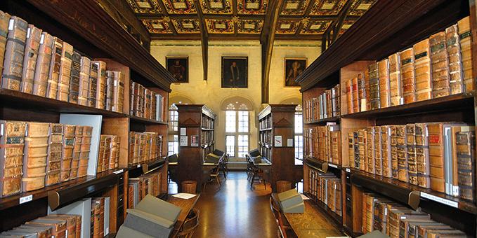 Duke Humfreys Library Oxford