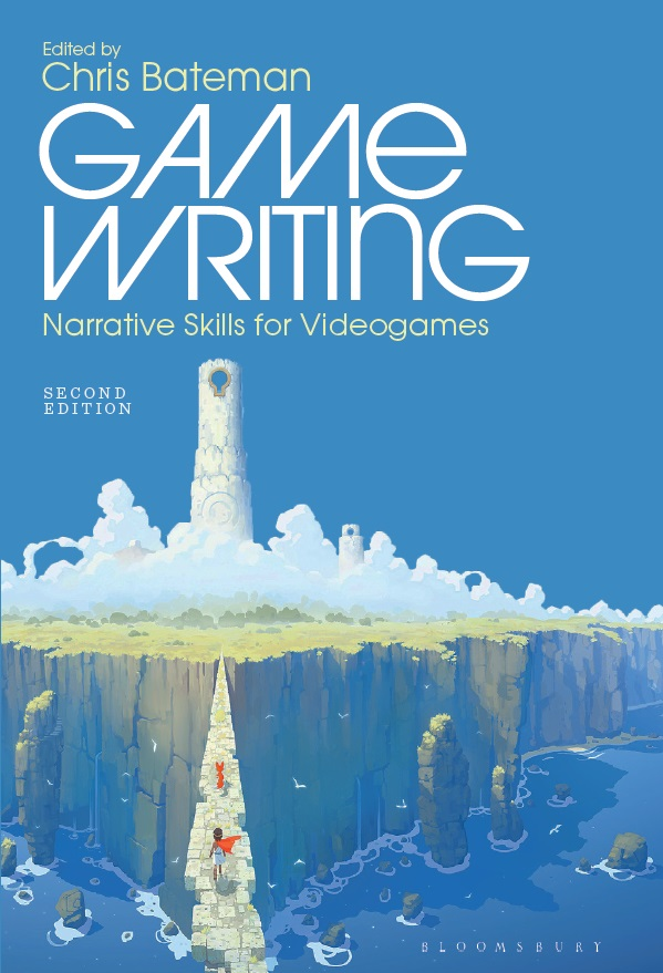 Game Writing  Second Edition.Cover (final)