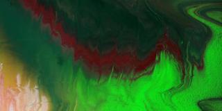 3 - Encaustic Green