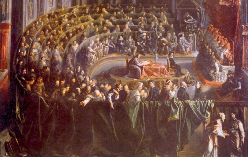 Trial of Galileo